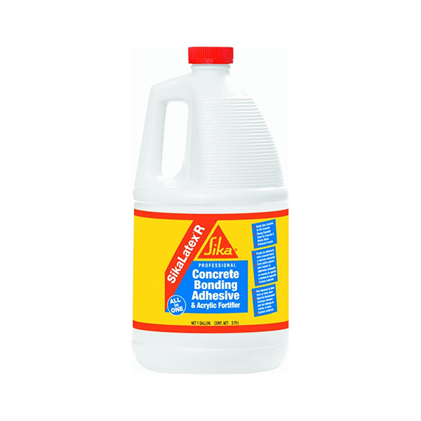 Sika 187782 Sika Latex R 1 Gallon Bottle with Handle