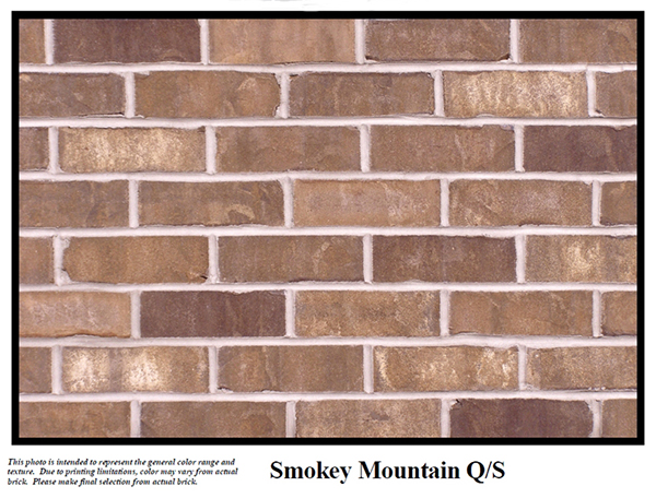 General Shale Smoke Mountain Brick